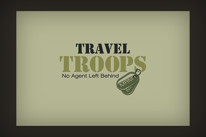<span>Travel Troops Agents Portal</span><i>></i>